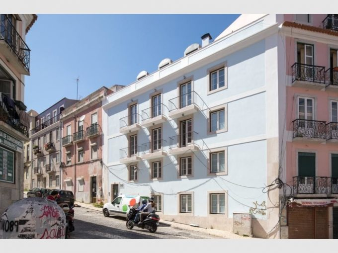 T2 Signed by Architect with 4% Yield - Lisboa, Santo Antonio